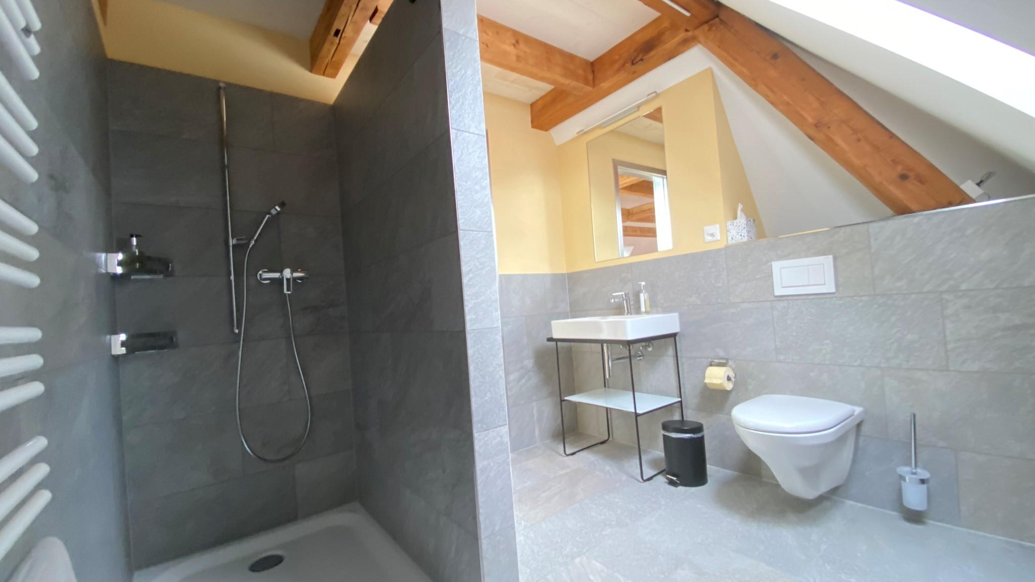 Loft Bad Dusche