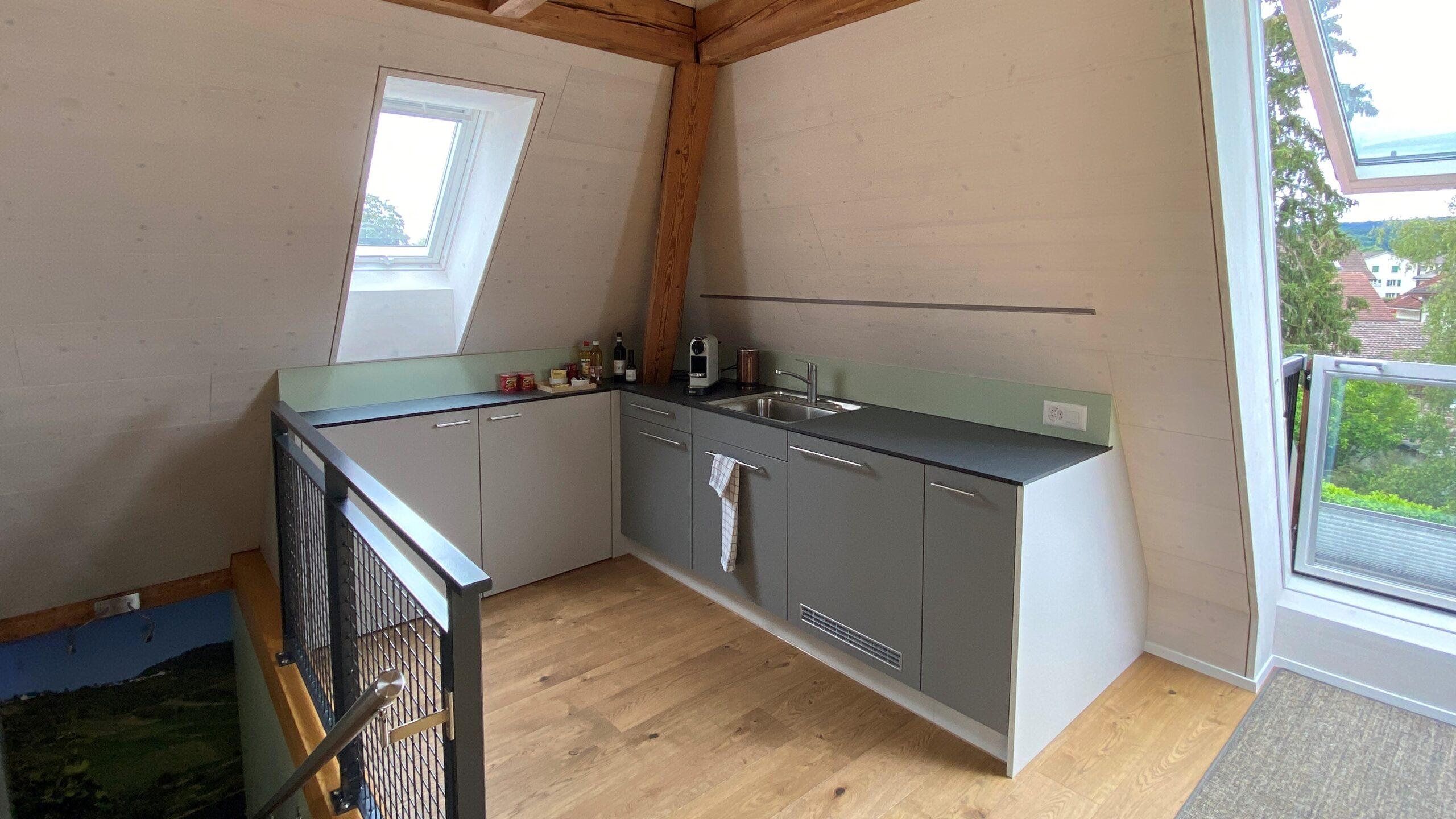 Loft_Küche